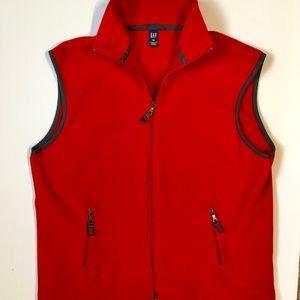 Men's GAP fleece vest